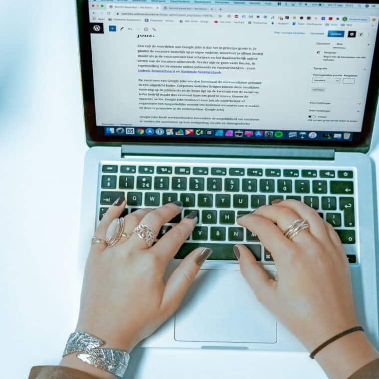 Blog - Gutenberg pagebuilder