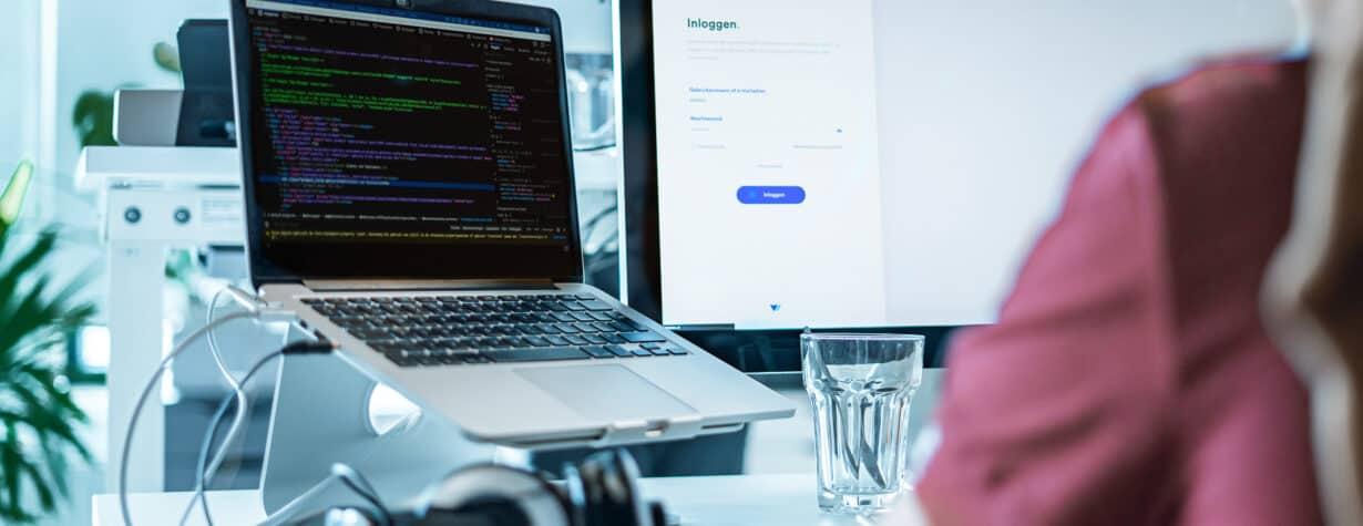 Achter de schermen - WordPress development