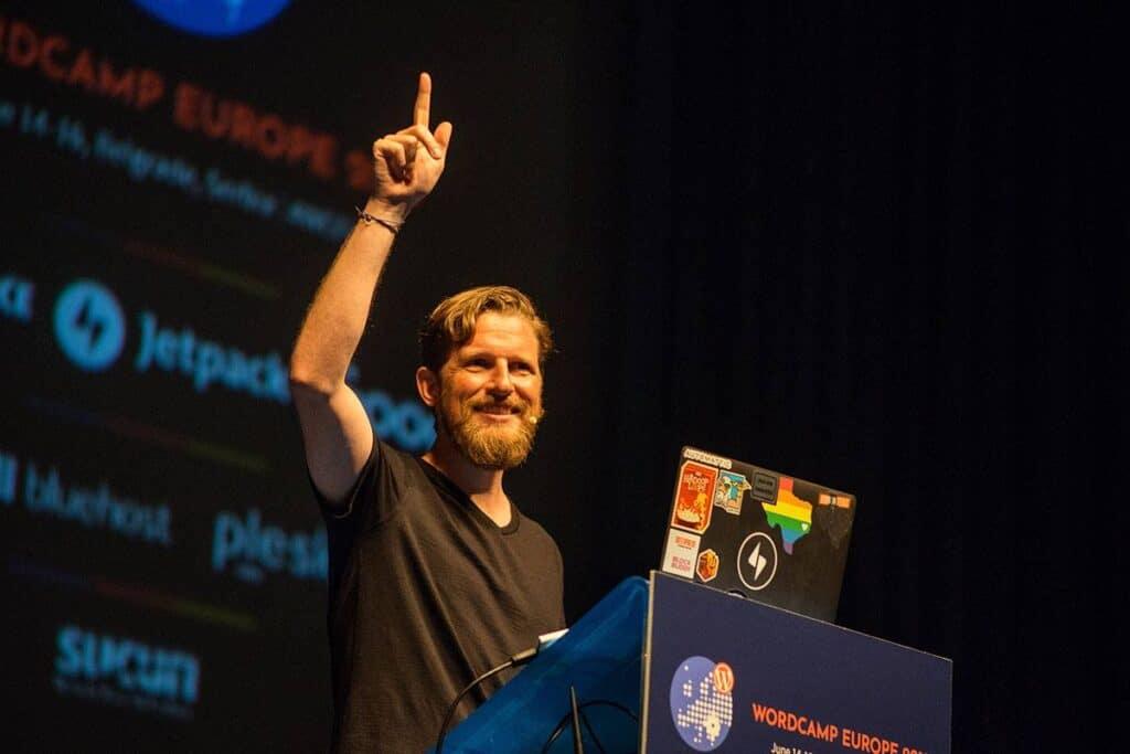 WordPress oprichter Matt Mullenweg